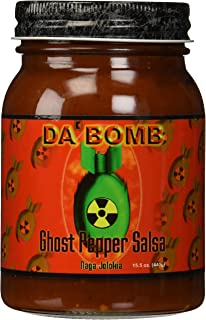 Best da bomb ghost pepper salsa Reviews