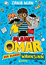 Planet Omar (Band 2) - Der blanke Wahnsinn: Lustiger Comic-Roman für Jungen und Mädchen ab 8 Jahre (German Edition)