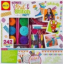 Alex DIY Ultimate Knit and Stitch Party Kit