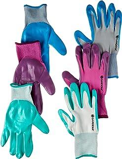 Gardena 9 Pairs Gardening Gloves