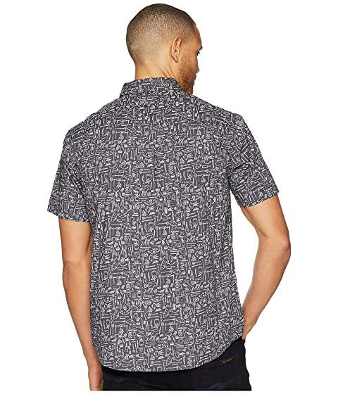 O'Neill Woven Sleeve Growler Short Top ARwqAr7x