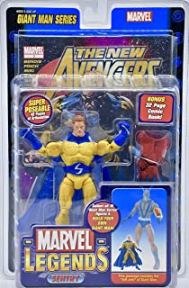 Giant Man Left Arm BAF RARE came with Sentry New
