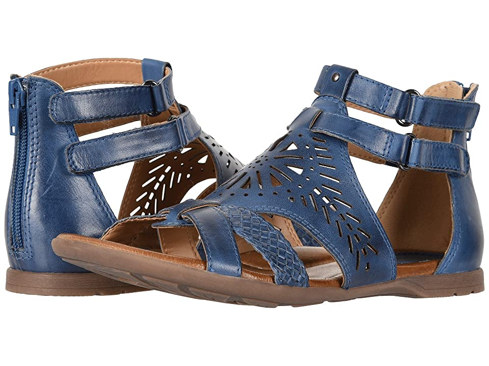 Earth Breaker (Sapphire Blue Soft Burnished Leather) Women