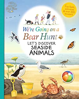 We're Going on a Bear Hunt: Let's Discover Seaside Animals