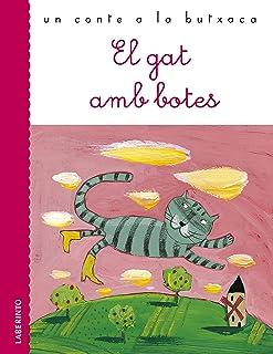 El gat amb botes (Un conte a la butxaca III) (Catalan Edition)