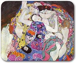 Gustav Klimt Abstract/Expressionist Art Mouse Pads (Virgin)