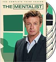 Mentalist, The:S3 (DVD)