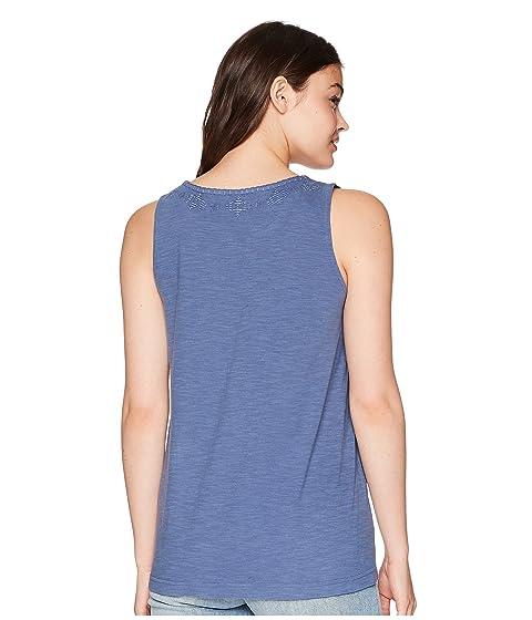 Bell II Woolrich Blue de Rich Canyon tirantes Eco Camiseta Bijou xvqzAX0w