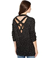 Jack by BB Dakota - Madge Boucle Crisscross Back Sweater