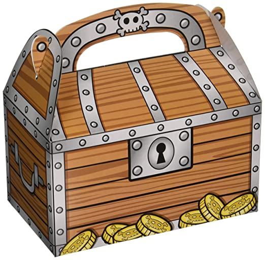 columbus day activities explorers treasure chests