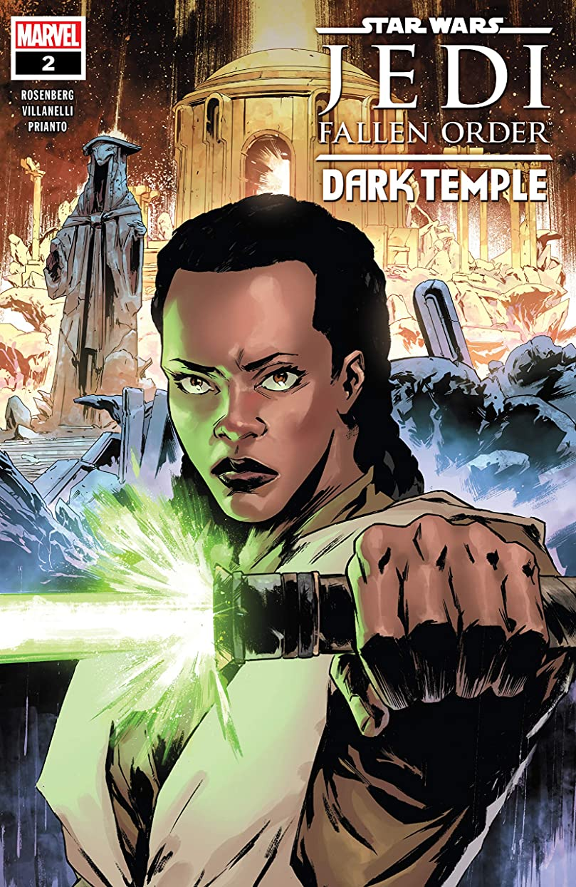 報酬のコメンテーター学校Star Wars: Jedi Fallen Order–Dark Temple (2019-) #2 (of 5) (English Edition)