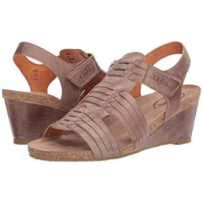 Taos Footwear Tradition (Dark Taupe) Women