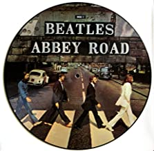 Abbey Road Picture Disc LP {IMPORT / Diff. Than U.S. Issue}Long Out Of Print. MINT NEW