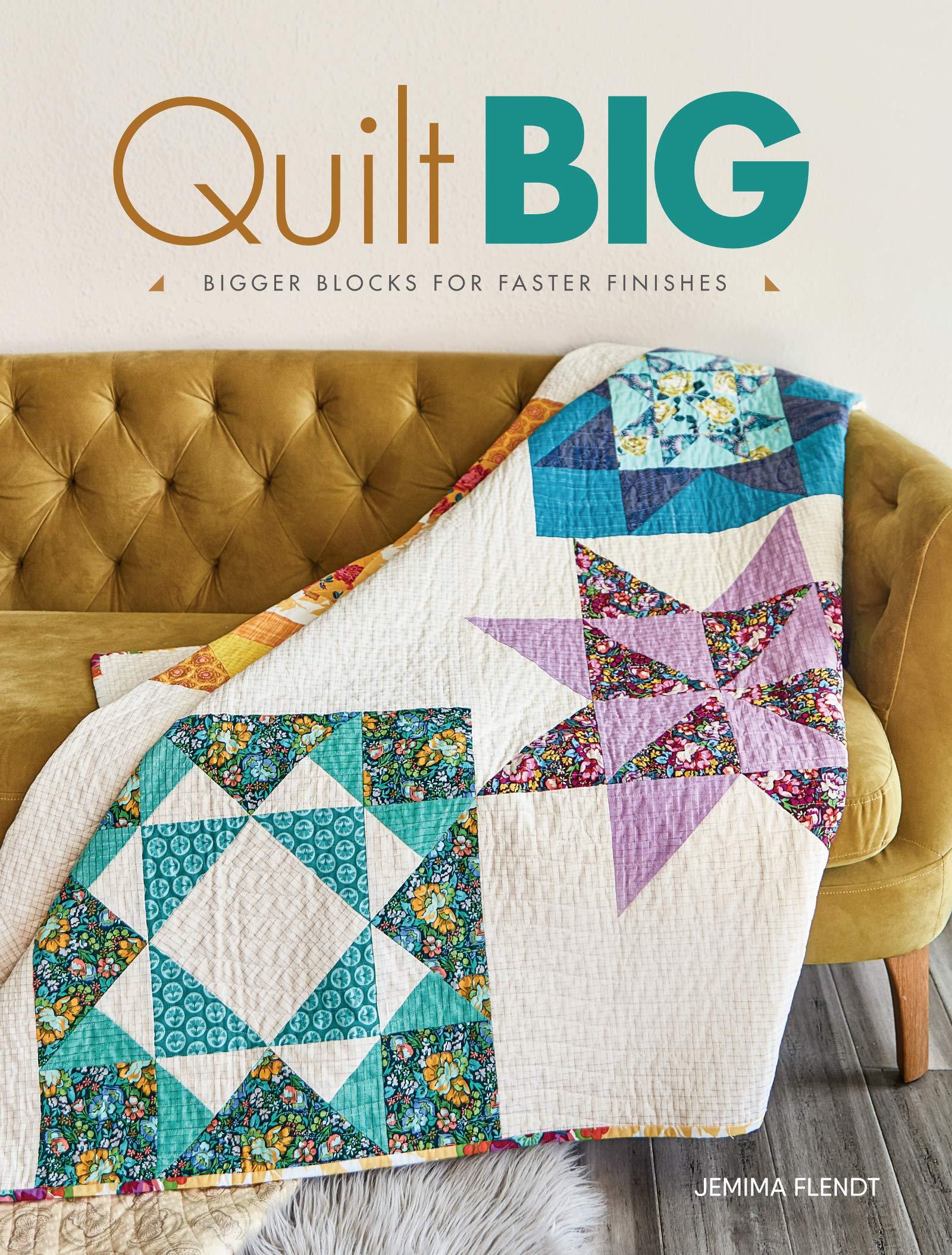 Big Block Quilt Patterns – FREE PATTERNS