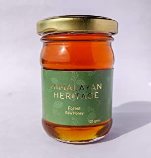 Himalayan Heritage Forest Raw Honey 125 gm