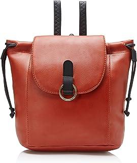 Baggit Women's Backpack Handbag (Red)