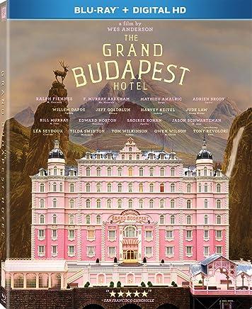 Grand Budapest Hotel  [Blu-ray] [Importado]