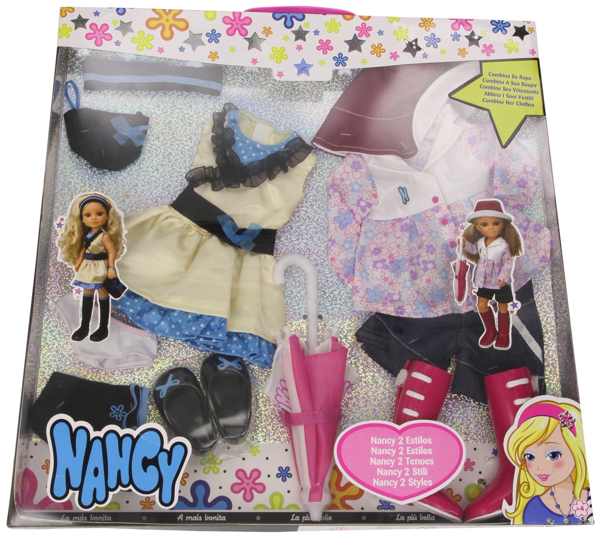 Amazon.es: Nancy - Pack de Accesorios para muñeca (Famosa 700011283): Juguetes y juegos