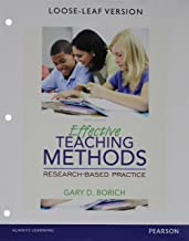 Effective Teaching Methods: Research-Based Practice with Enhanced Pearson eText, Loose-Leaf Version with Video Analysis Tool -- Access Card Package (9th Edition)