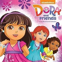 Dora and Friends 2016 Wall Calendar