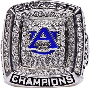 GF-sports store HASTTHOU Championship Ring for 2013 Auburn Tigers Ring Gift Fashion Gorgeous Collectible Jewelry
