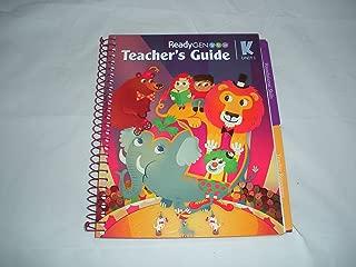 ReadyGEN Teacher's Guide, Grade K Unit 1