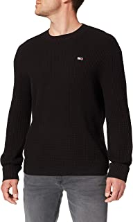 Tommy Jeans Tjm Honeycomb Sweater Maglione Uomo