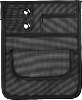 Beautyflier Nylon 4 Pockets Nurse Organizer Bag Pouch for Accessories Tool Case Medical Care Kit (CASE ONLY) (Gray)