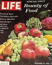 Life Magazine: November 23, 1962
