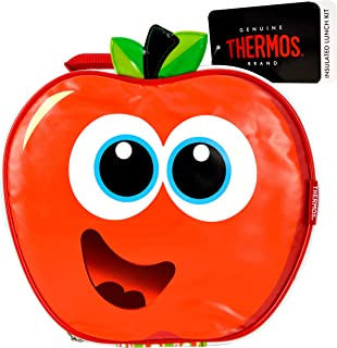 Thermos- Kids School Lunch Bag-Apple