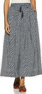 Amazon Brand - Myx Cotton Skirt Bottom