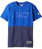 Under Armour Kids - Steph Curry 30 Long Tee (Big Kids)