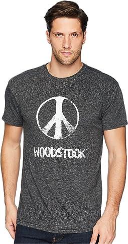 Peace Woodstock Mocktwist Tee