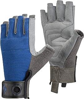 Black Diamond Crag Half-Finger Glove 半指攀登手套 中性 801859-CBL-MD 钴蓝 M