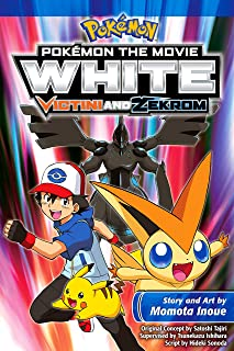 Pokémon the Movie: White—Victini and Zekrom (Pokemon: the Movie Book 1)
