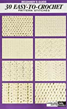 Beginner's Guide 30 Easy-To-Crochet Pattern Stitches  (Leisure Arts #75071)