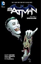 Batman (2011-2016) Vol. 7: Endgame (Batman Graphic Novel)