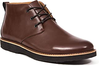 deer stags mean chukka work boot