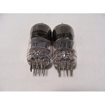ロシア製真空管 6N3P (2c51 6385 ecc42) REFLECTOR (2本セット)