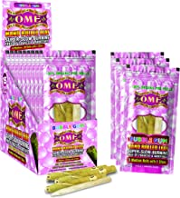 Palm Leaf Bubble Gum 45 Wraps(OME 1 Box - 15 Pouch Pre Rolled Cones - All Natural Cones - Preroll Cones - Pre Rolled Cones...