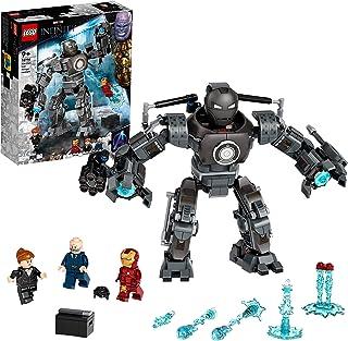 LEGO 76190 Marvel Iron Man Monger Mayhem Set, Avengers Mech Building Toy, Action Figure for Kids 9+ Years Old, New 2021