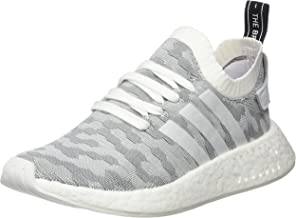 adidas Originals NMD_R2 Pk Womens Running Trainers Sneakers (UK 4.5 US 6 EU 37 1/3, Wonder Pink Core Black)