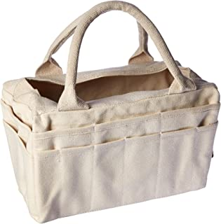 Florida Coast RB15001 Classic Canvas Rigger Bag, Large