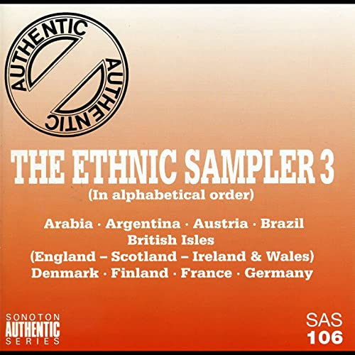 The Ethnic Sampler, Vol  3 by Various artists on Amazon Music