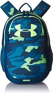 teal camo backpack