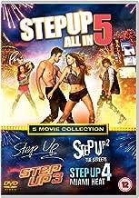 Best step up 1 3 box set dvd Reviews