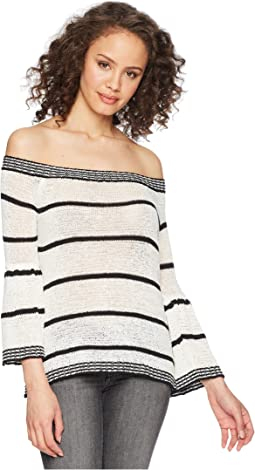 Shelly Off the Shoulder Sweater