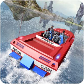 Police Powerboat Transporter