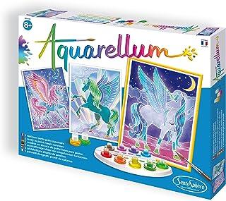 Sentosphère- Aquarellum Pégases, 6320