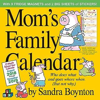 Best mom's calendar 2019 Reviews
